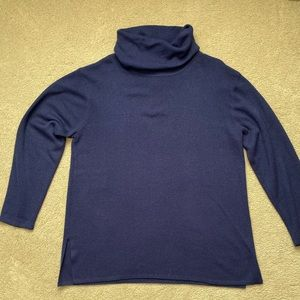 Purple Long-sleeved Pullover